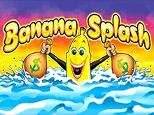 Аппарат Banana Splash в клубе Вулкан