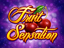 Игровой автомат Fruit Sensation в казино Вулкан