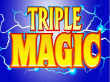 Triple Magic в казино Вулкан